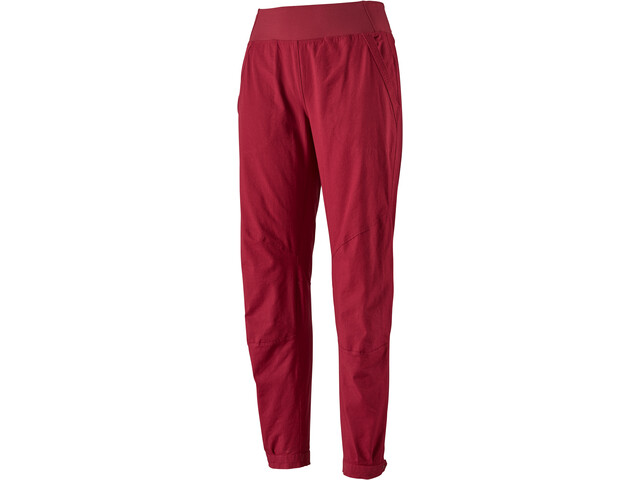 Patagonia Caliza Rock Pantalon Femme, roamer red